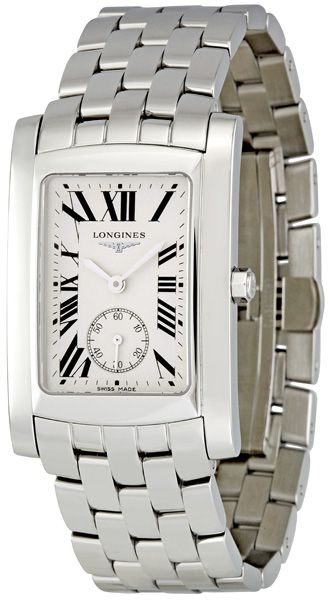 90b0cd3902b Longines Dolce Vita White Dial Stainless Steel Ladies Watch L56554716  Review Buy Now. Relógios FemininosDolce ...