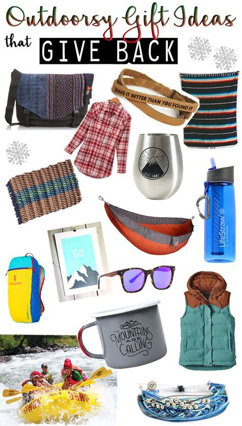 give outdoorsy gifts that give back this holiday season heres 15 awesome gift ideas for adventure travelers from environmentally responsible brands
