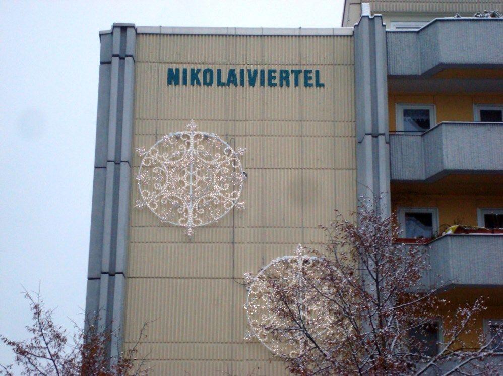 Das Nikolaiviertel Architectura Pro Homine Stadt Kirchen Bilder