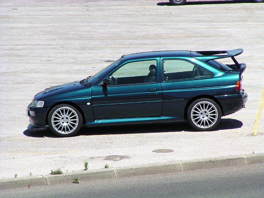 Ford Escort RS Cosworth www.truefleet.co.uk | My favorite vehicles ...