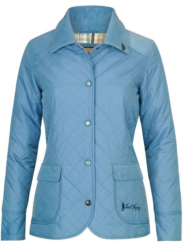 Jack Murphy Quilted Jacket TheCarringtonShoppe.com