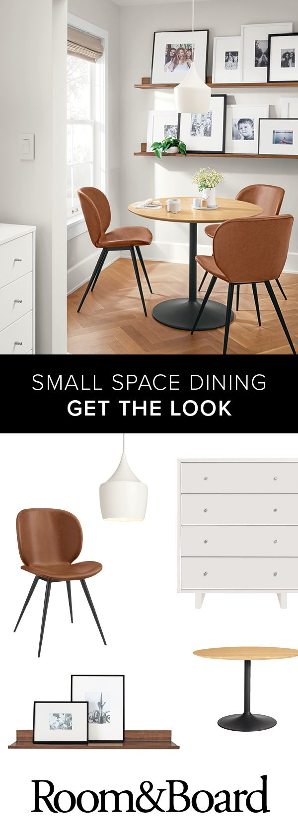 Create  dedicated eating and entertaining space in small dining room or kitchen with also best     images dinning table rh pinterest