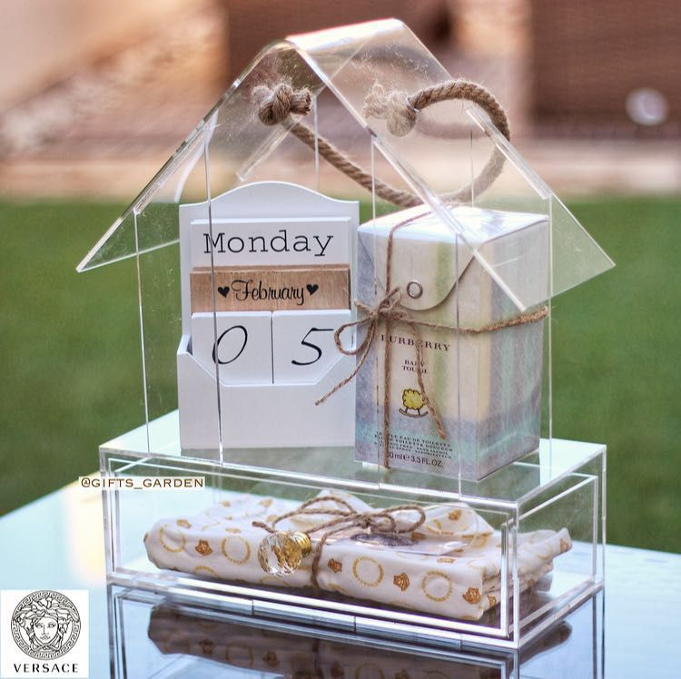 Pin By Gifts Garden On هدايا مواليد أولاد Landry Room Decorative Boxes Gifts