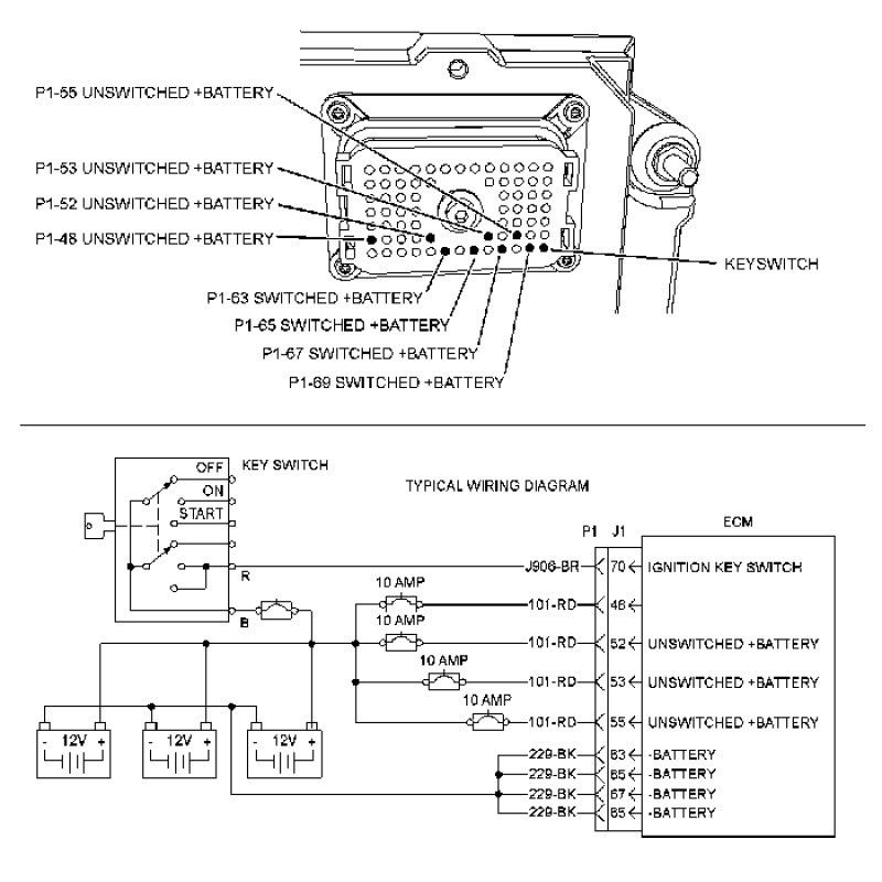 Wiring Diagram Caterpillar Ecm Yhgfdmuor Net And Cat 70 Pin On Caterpillar C15 Ecm Wiring Diag Electrical Wiring Diagram Trailer Wiring Diagram Circuit Diagram