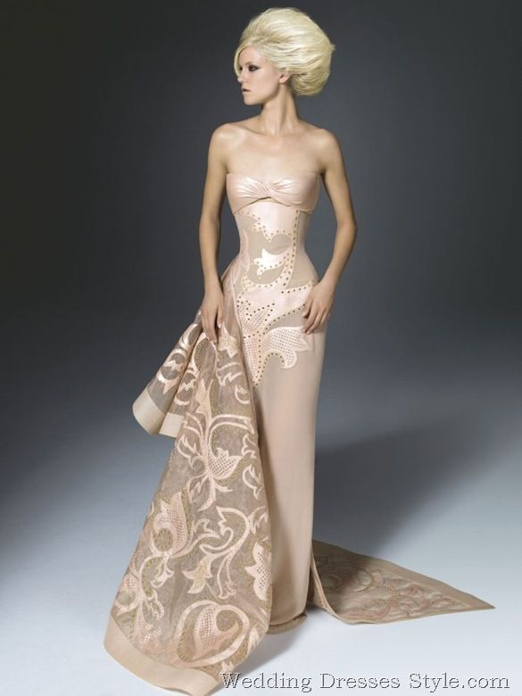 1000  images about Versace on Pinterest - Gowns- Monika jagaciak ...