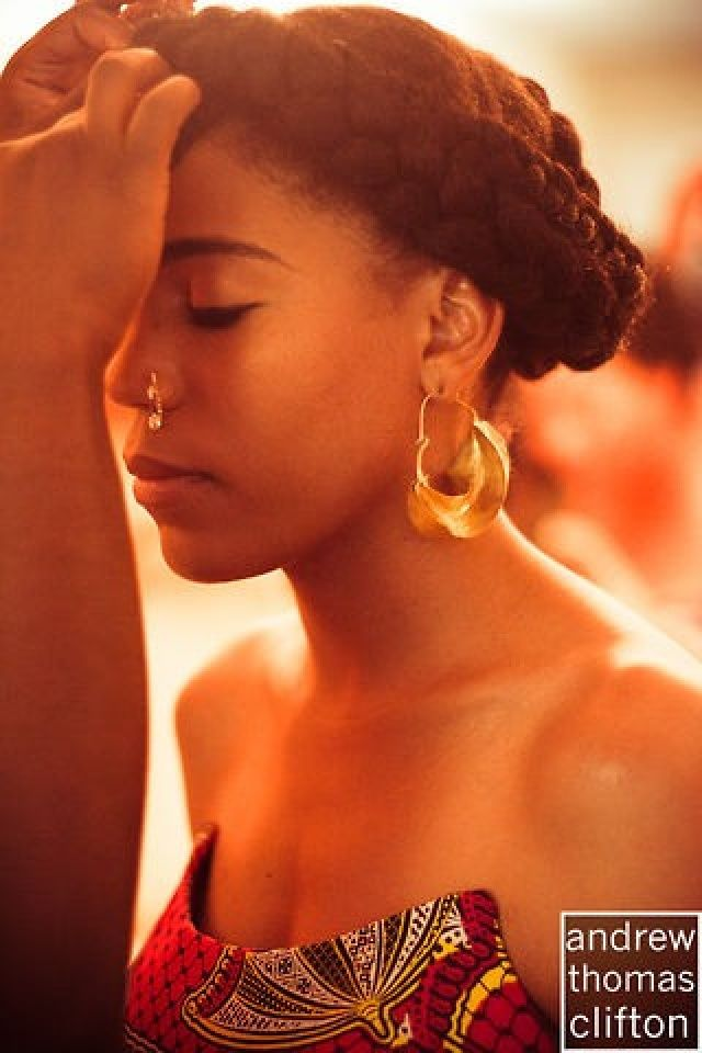 African Nose Piercings Meaning Wedding Prep Yaahhsss Fulani Earrings And A Banging
