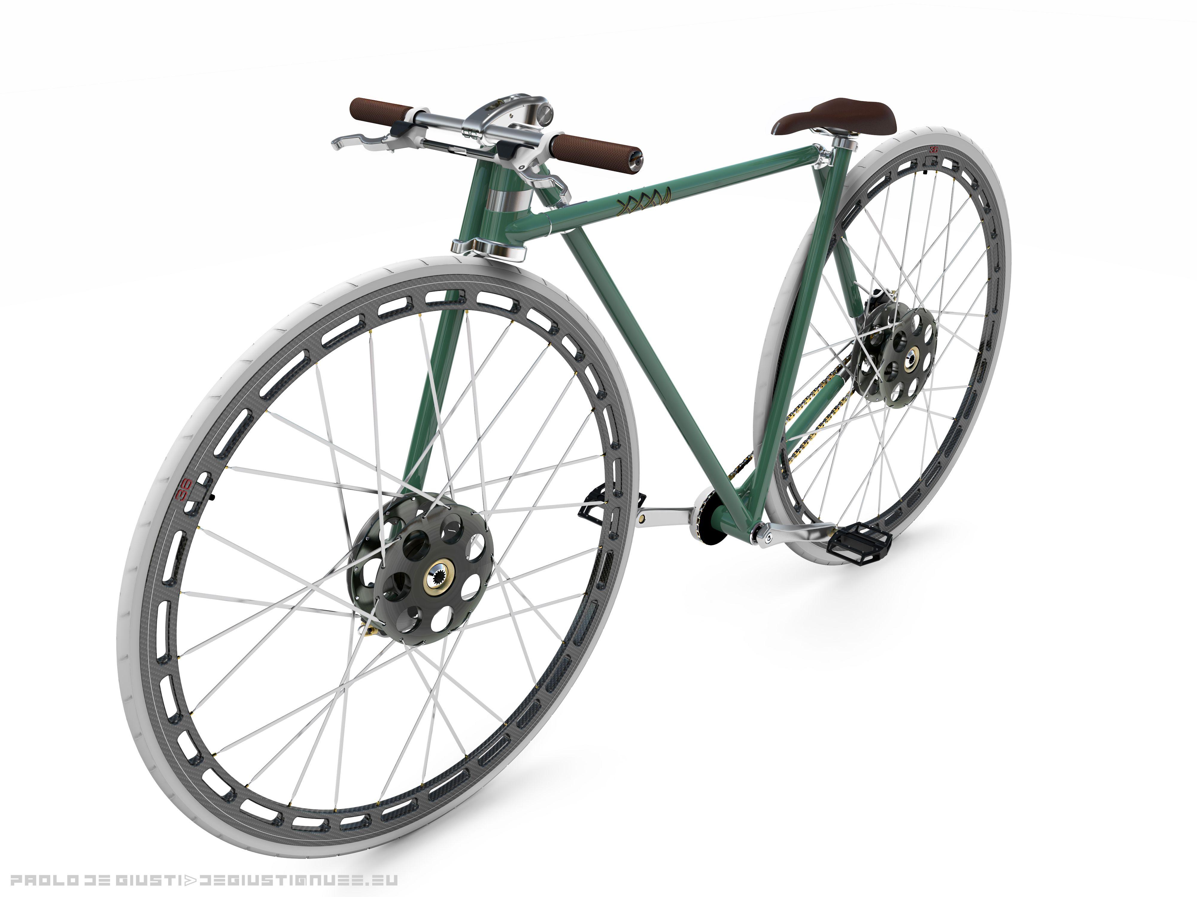 Hi Low Tech It S Not A Folding Bike Nor Is It An