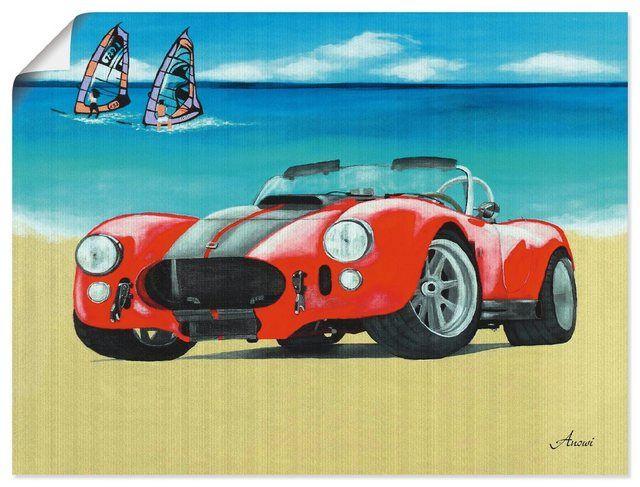 Artland Kunstdruck Poster »Anowi: Cobra Shelby 1962« online kaufen | OTTO