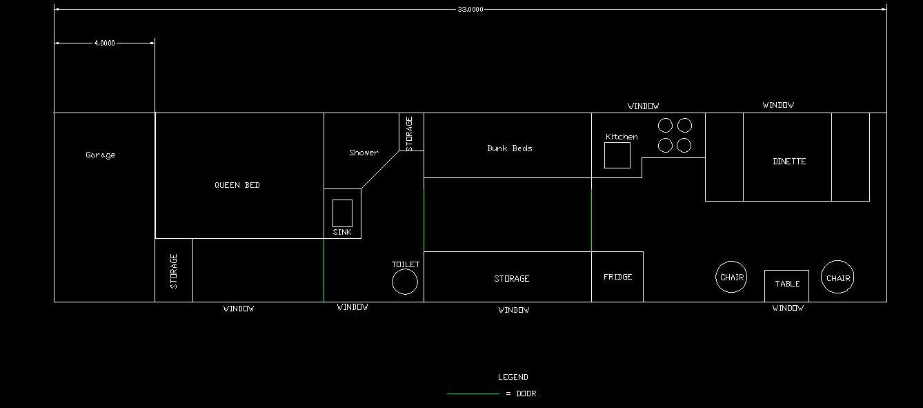 17 Best 1000 images about Floor plan on Pinterest Bus home Buses and