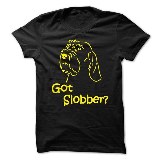 Spinone Italiano - Got Slobber? - #cool hoodie #girl hoodies. TRY => https://www.sunfrog.com/Pets/Spinone-Italiano--Got-Slobber.html?id=60505
