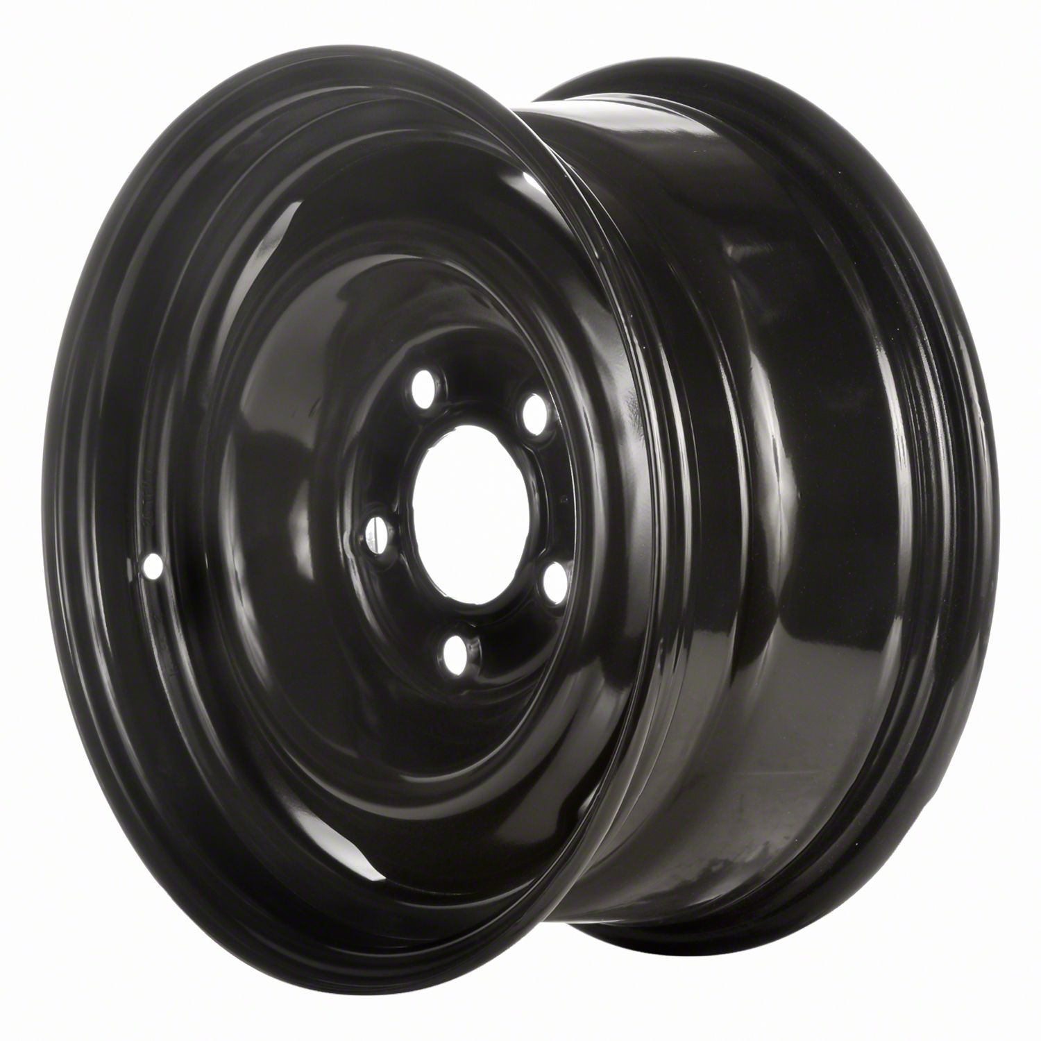 Details about 01616 Reconditioned OEM Steel wheel, 15x7