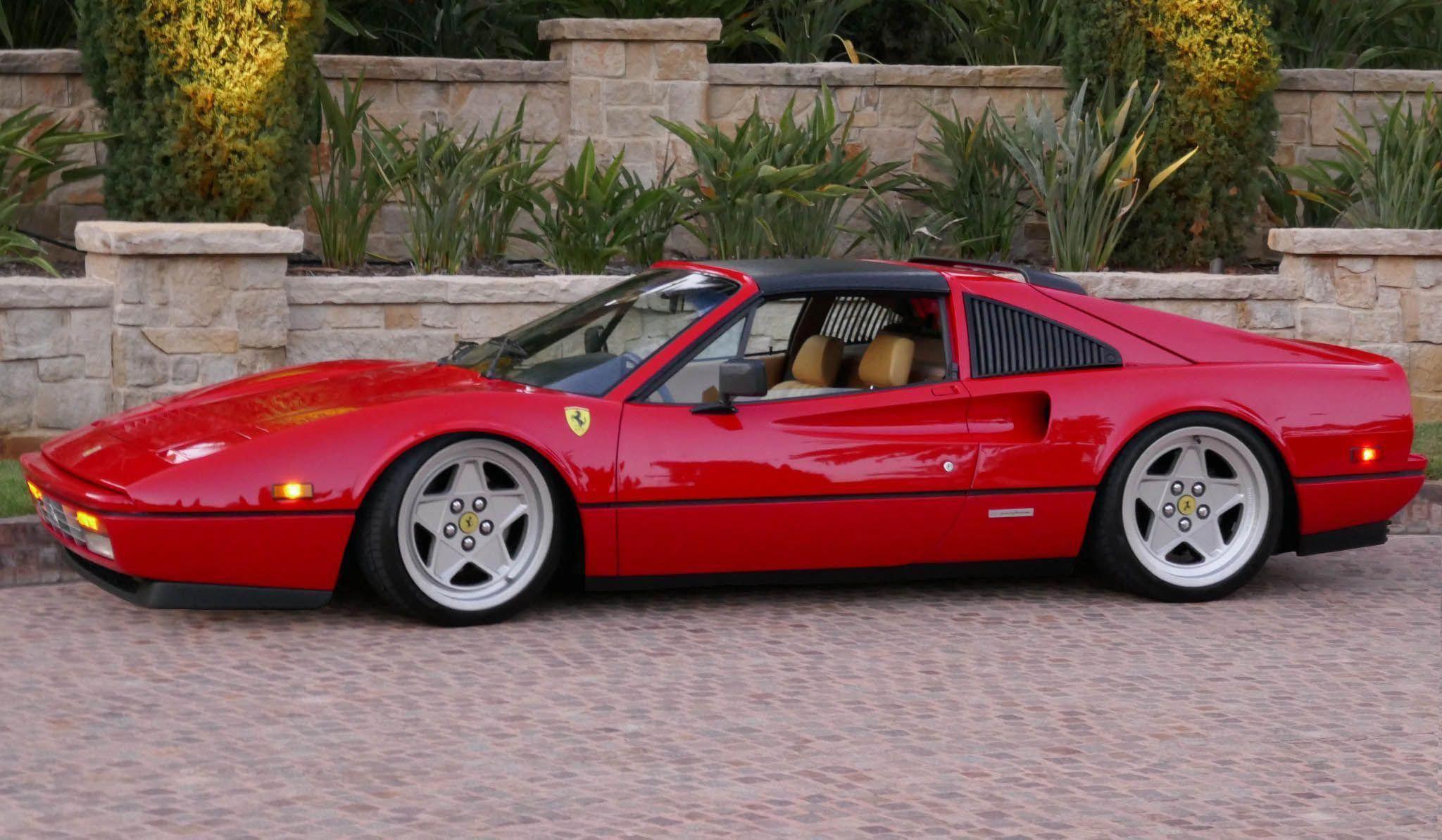 1987 Ferrari 328 Gts Ferrari 328 Ferrari Car Classic Cars