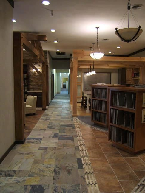 Interior design showroom interior design showroom for Showroom flooring ideas
