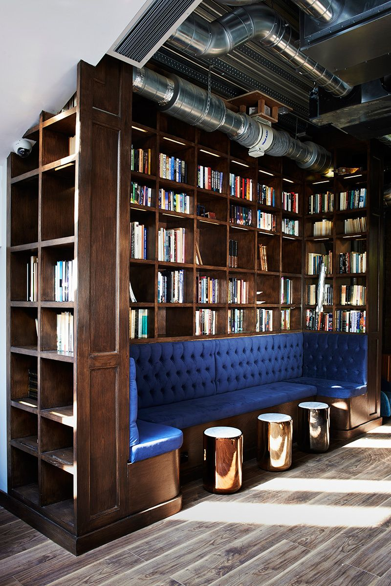 Modern Home Library Ideas For Bookworms And Butterflies Rustic