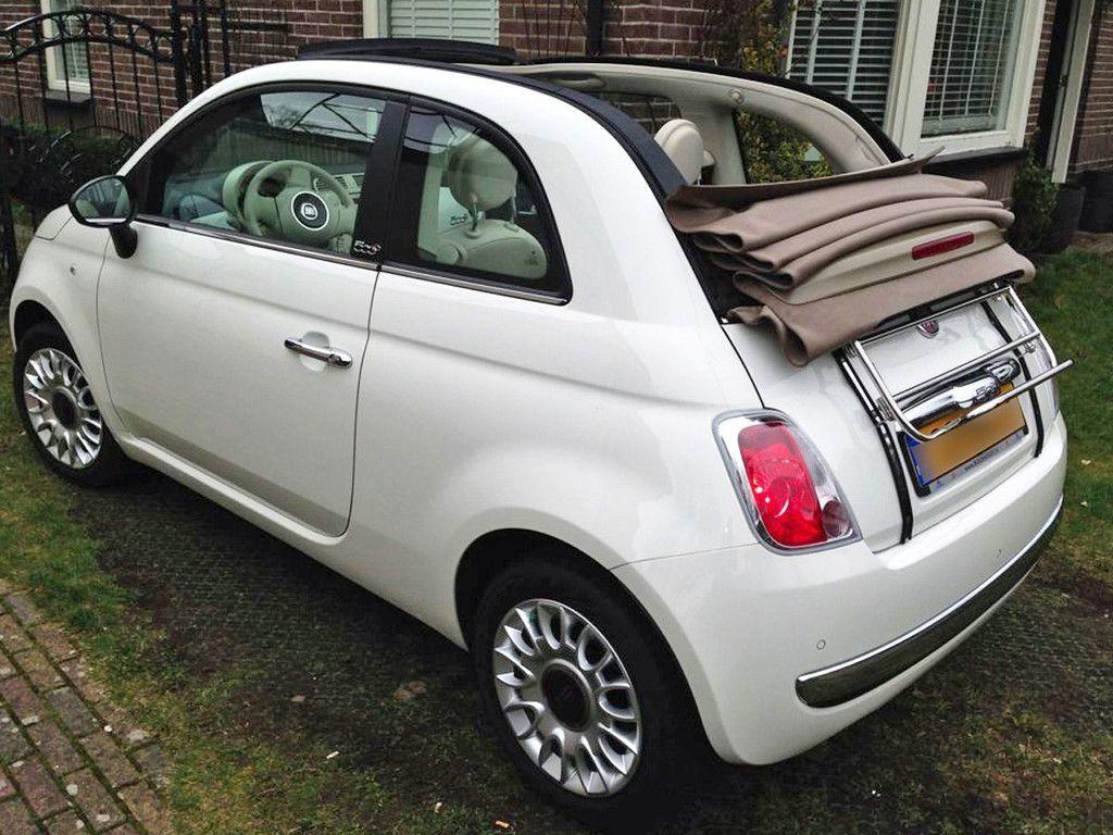Fiat 500 Cabriolet Luggage Boot Rack 2007 Onwards Fiat 500 Fiat