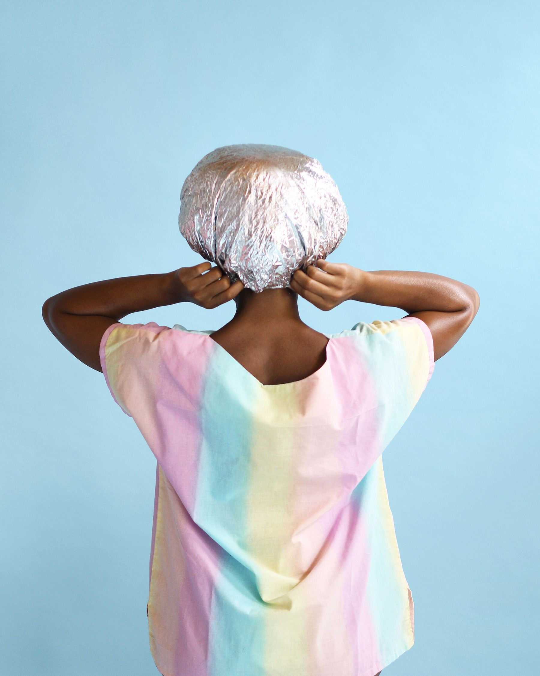 21 Fascinating Pieces Of Visual Art By Black Women Hair Story Visual Art Black Women