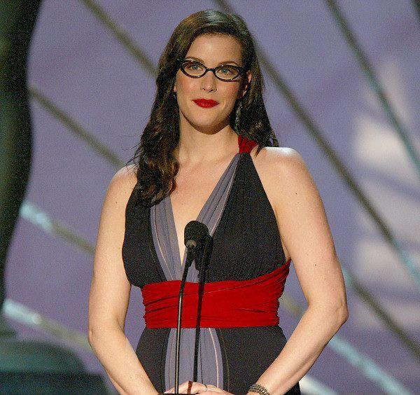 f00cf90a10 Liv Tyler in her Selima Optique Jessie Glasses at The Oscars ...