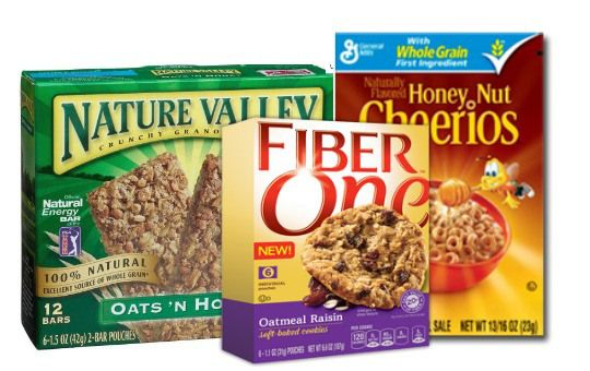 Nature Valley Granola Bars and Cheerios, Just $0.38 Each!!!!!!! | My Pantry Partners