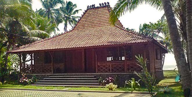 Desain Rumah Jawa Kuno 9