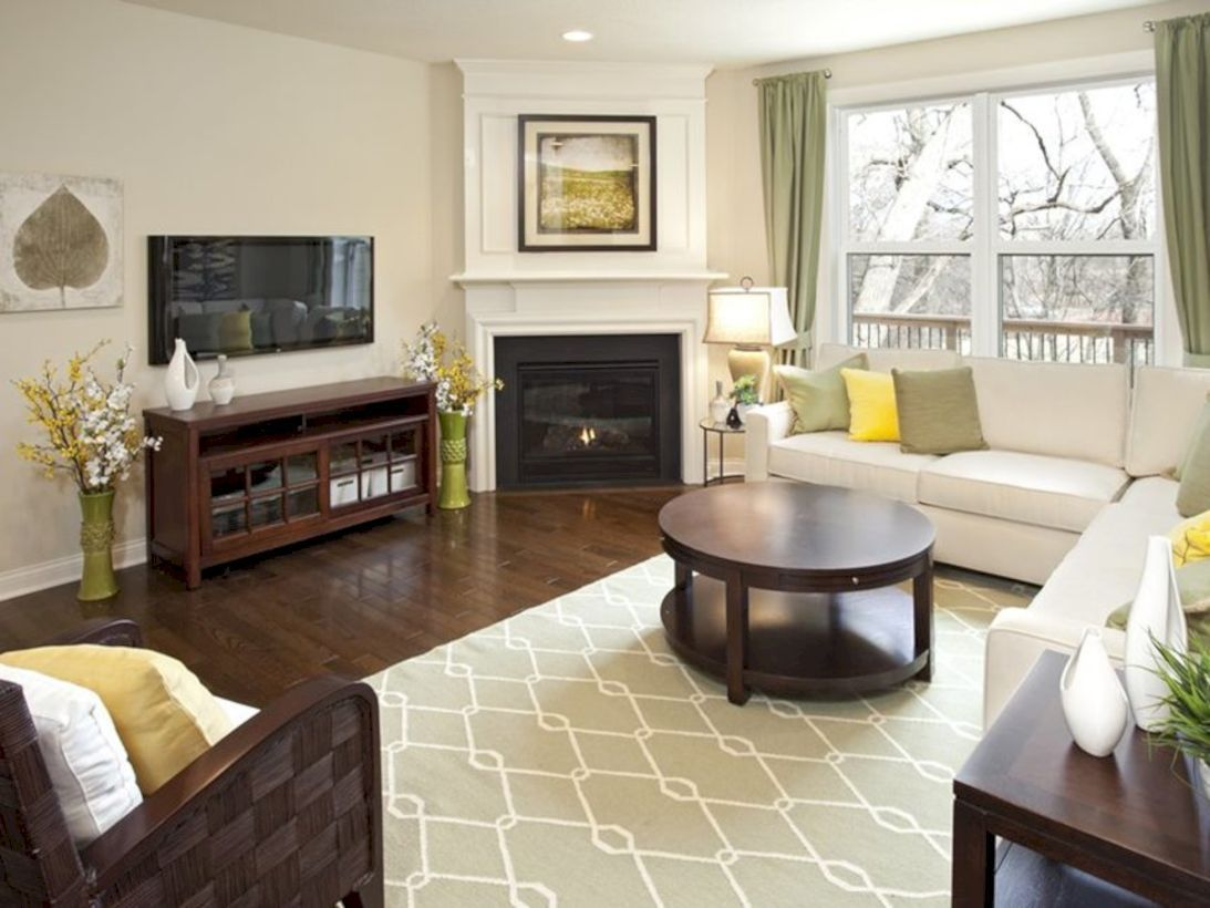 Terrific Photographs Corner Fireplace Layout Popular Corner Fireplaces Offer Myriad Bene Corner Fireplace Living Room Comfy Living Room Decor Fireplaces Layout