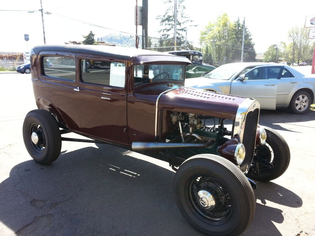 1929 ford model a tudor banger powered hot rod image 1 old timer hot rods pinterest ford models tudor and ford
