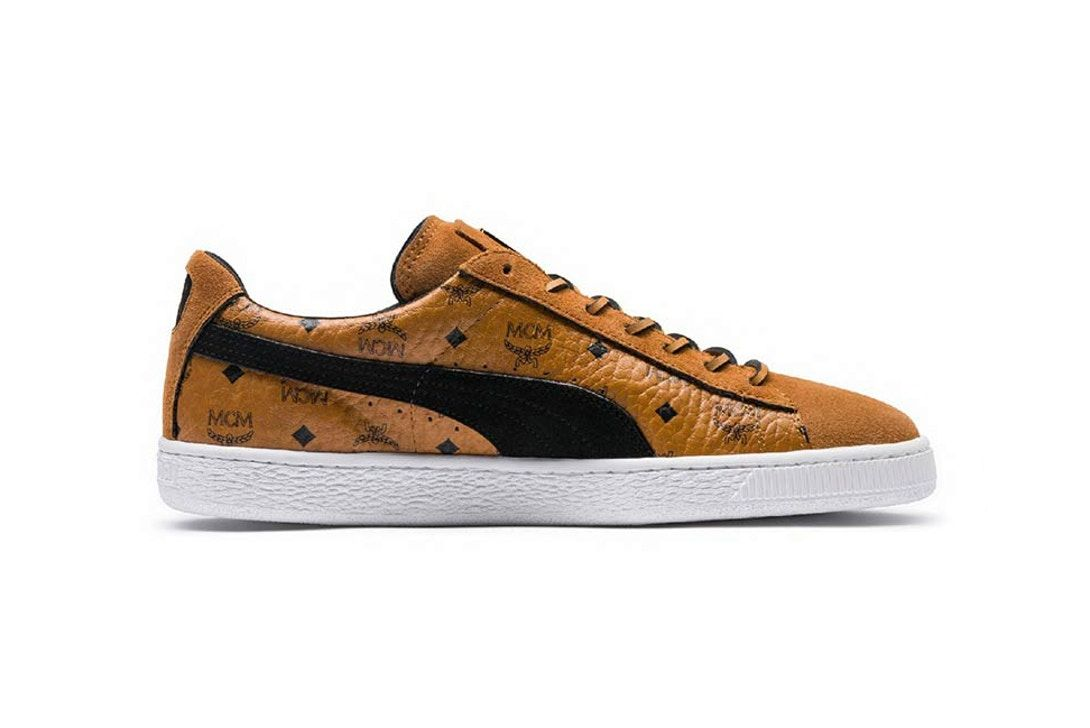 MCM & PUMA Link up to Celebrate the Suede's 50 Year
