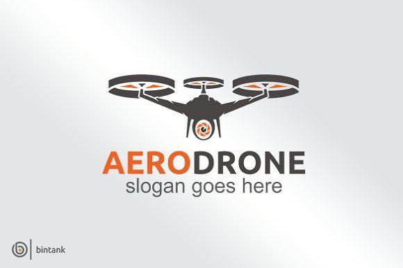 Drone Logo Set 4