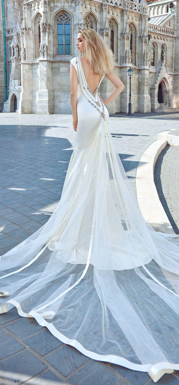 Vestidos de novias a la moda | Colección Galia Lahav Fall 2016 ...