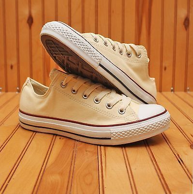 02a135af288665 Converse All Star Chuck Taylor Size 7.5 - Unbleached White Red Black - M9165