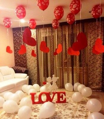 Decoration Ideas For Wedding Anniversary At Home Wedding Anniversary Decorations Anniversary Party Decorations Wedding Anniversary Surprises