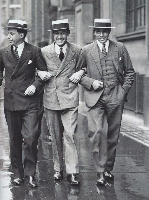 1920s Men's Fashion: What did men wear in the 1920s?