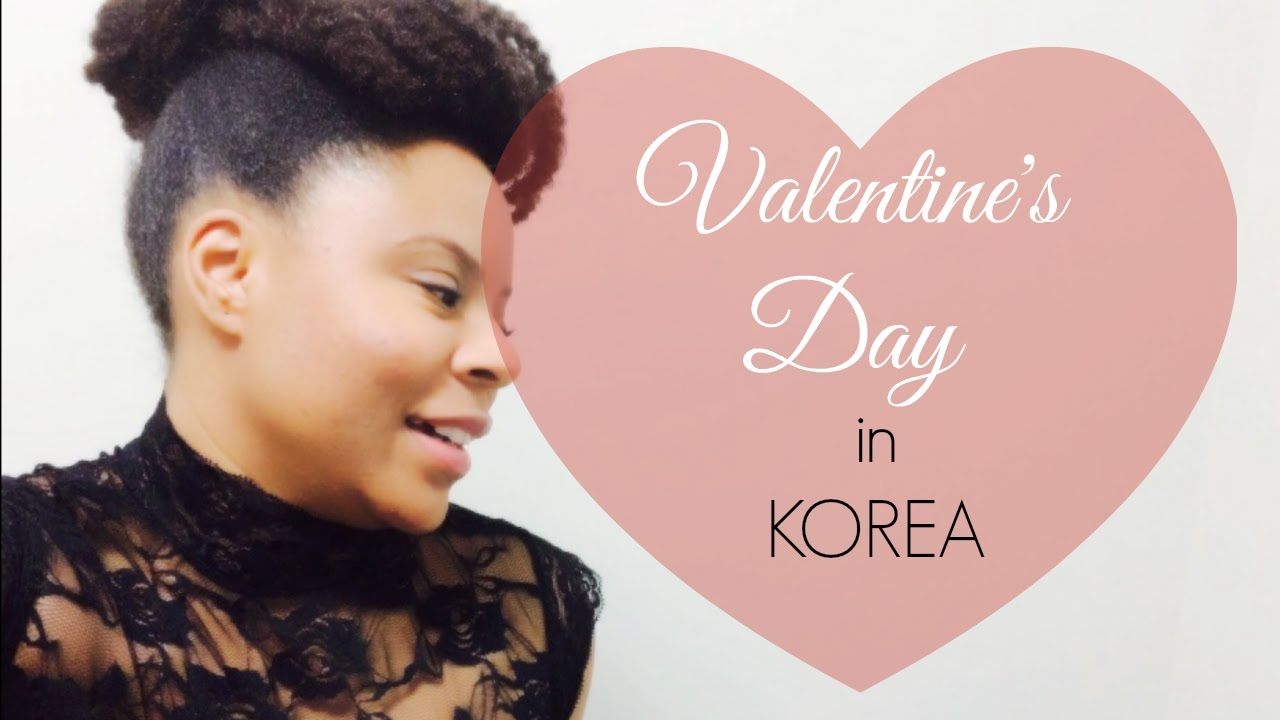 Valentine's Day in Korea + Cute AMBW Couples!
