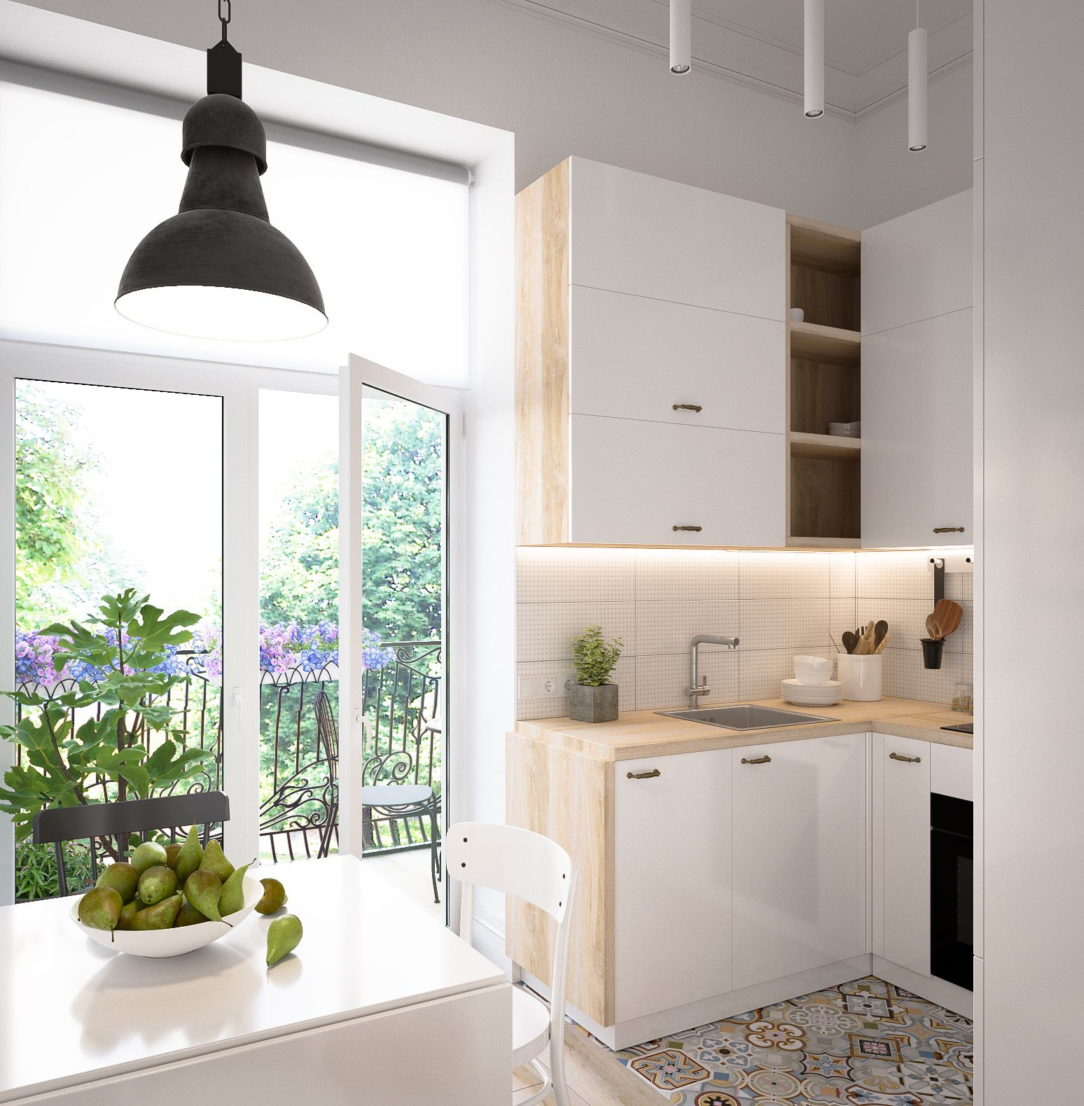 Modern Scandinavian Style Home Design For Young Families 2 Examples House Styling Interior Scandinavian Style Home Kitchen Design