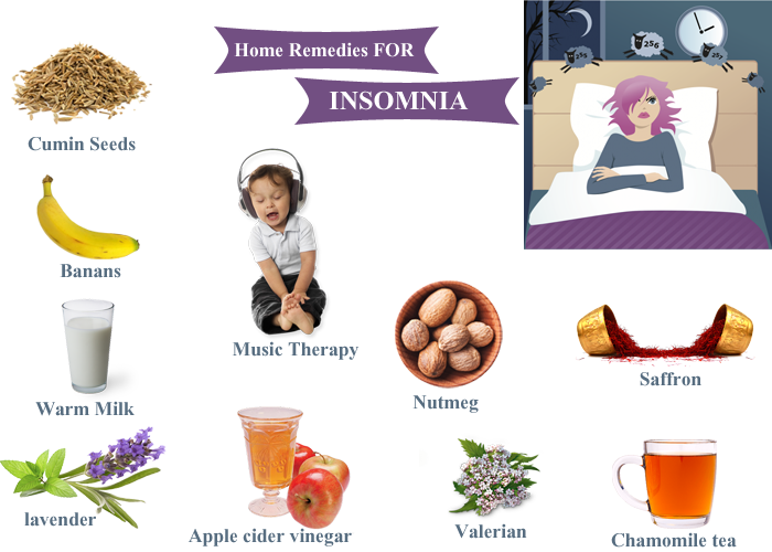 Sleep Better By Using Insomnia Home Remedies Natural Ways To Cure Best