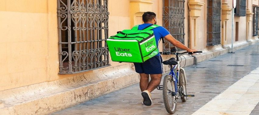 Uber Eats se despide de Colombia
