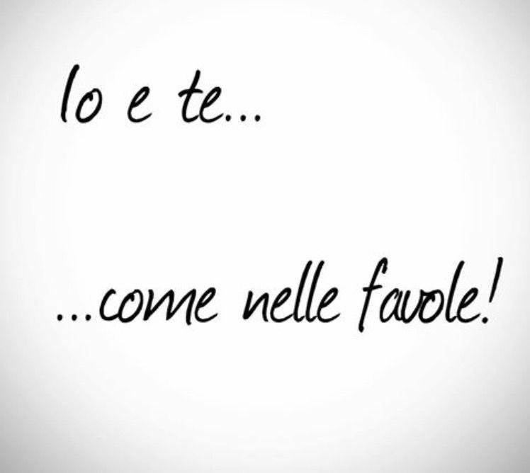 Io e te...