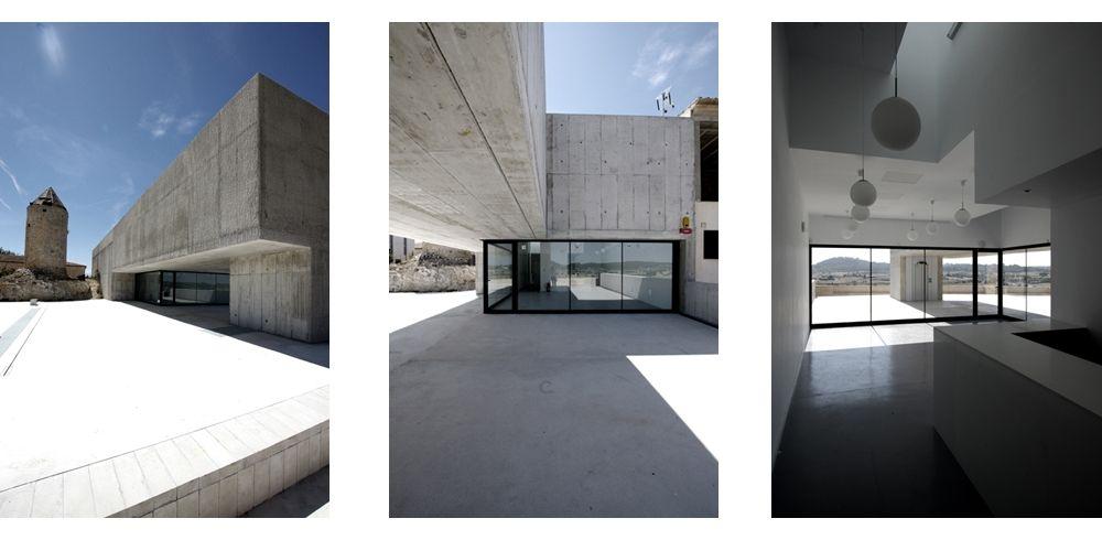 Obra: Museo del Molinar de Montuïri. Autor: TEd'A arquitectes. Web: http://www.tedaarquitectes.com/