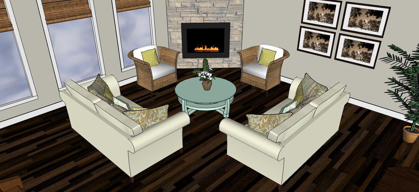 Corner Fireplace Layout Furniture Arrangement Fireplace Pinterest Layouts Living Rooms