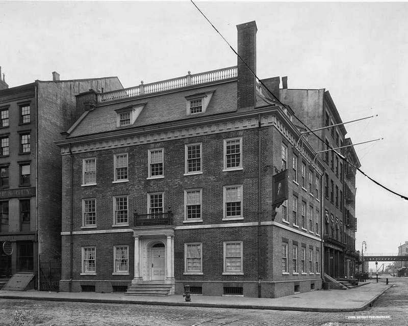New York City S 20 Oldest Buildings Mapped New York Buildings