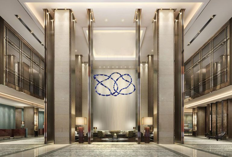 Sheraton gandaria jakarta google search lobby for Design hotel jakarta