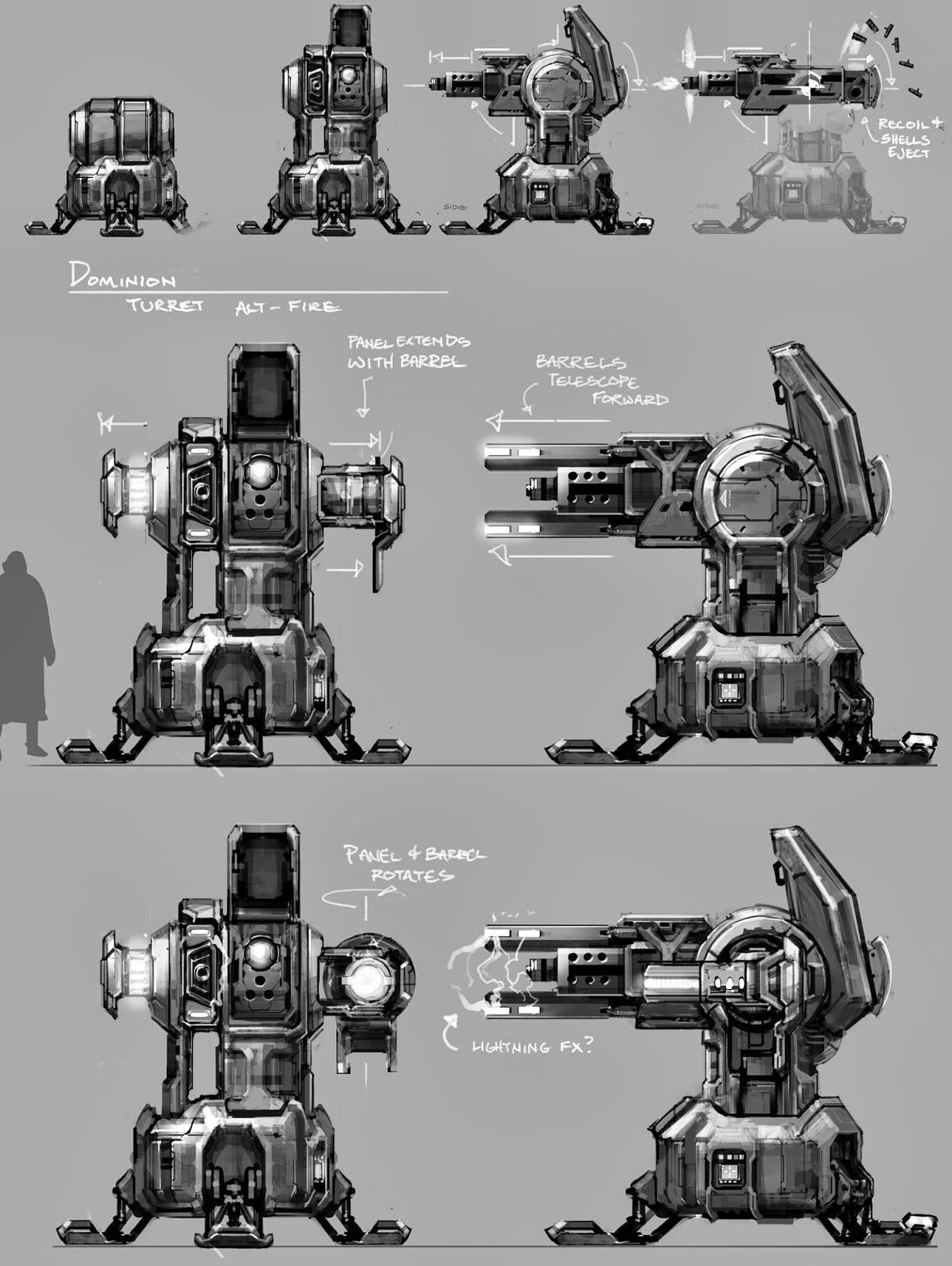 Potential Things WIP Pinterest Sci Fi Game Art And