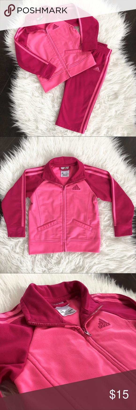 adidas Matching Sets   Baby Tracksuit   Poshmark