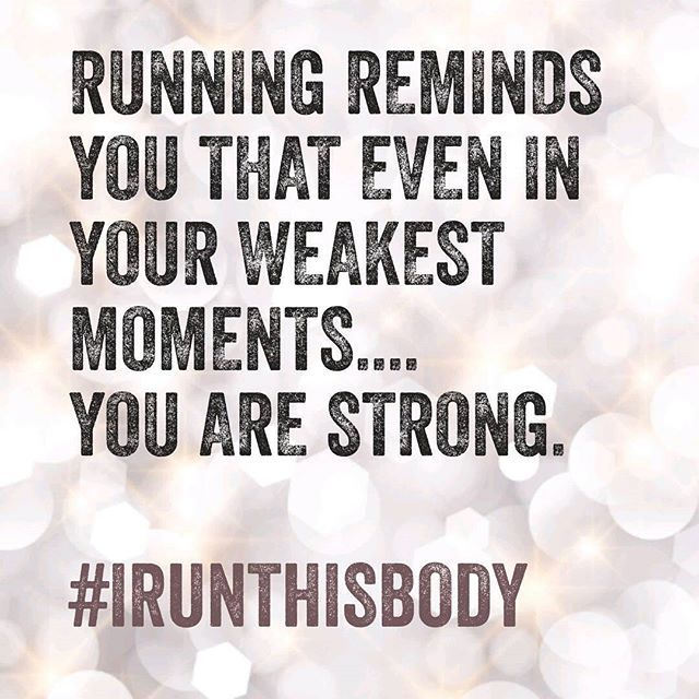 Running Quotes Pleasing Running Reminds You That Even In Your Weakest Momentsyou Are