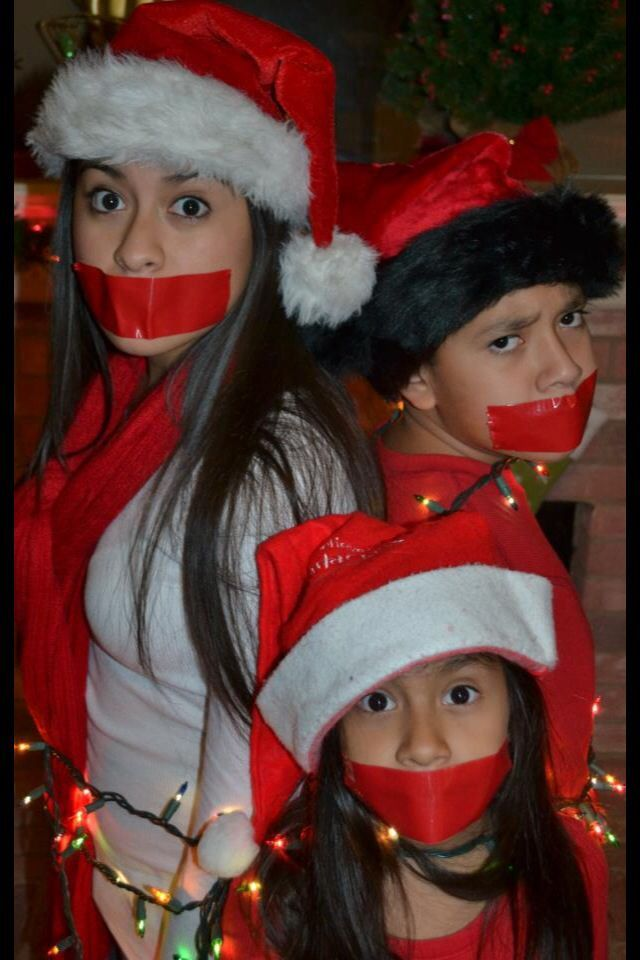 Image result for silent night christmas card Gagged | DID ...