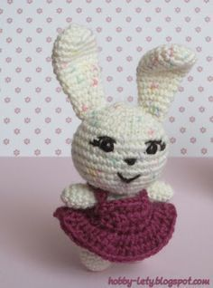 Schema free della coniglietta in italiano