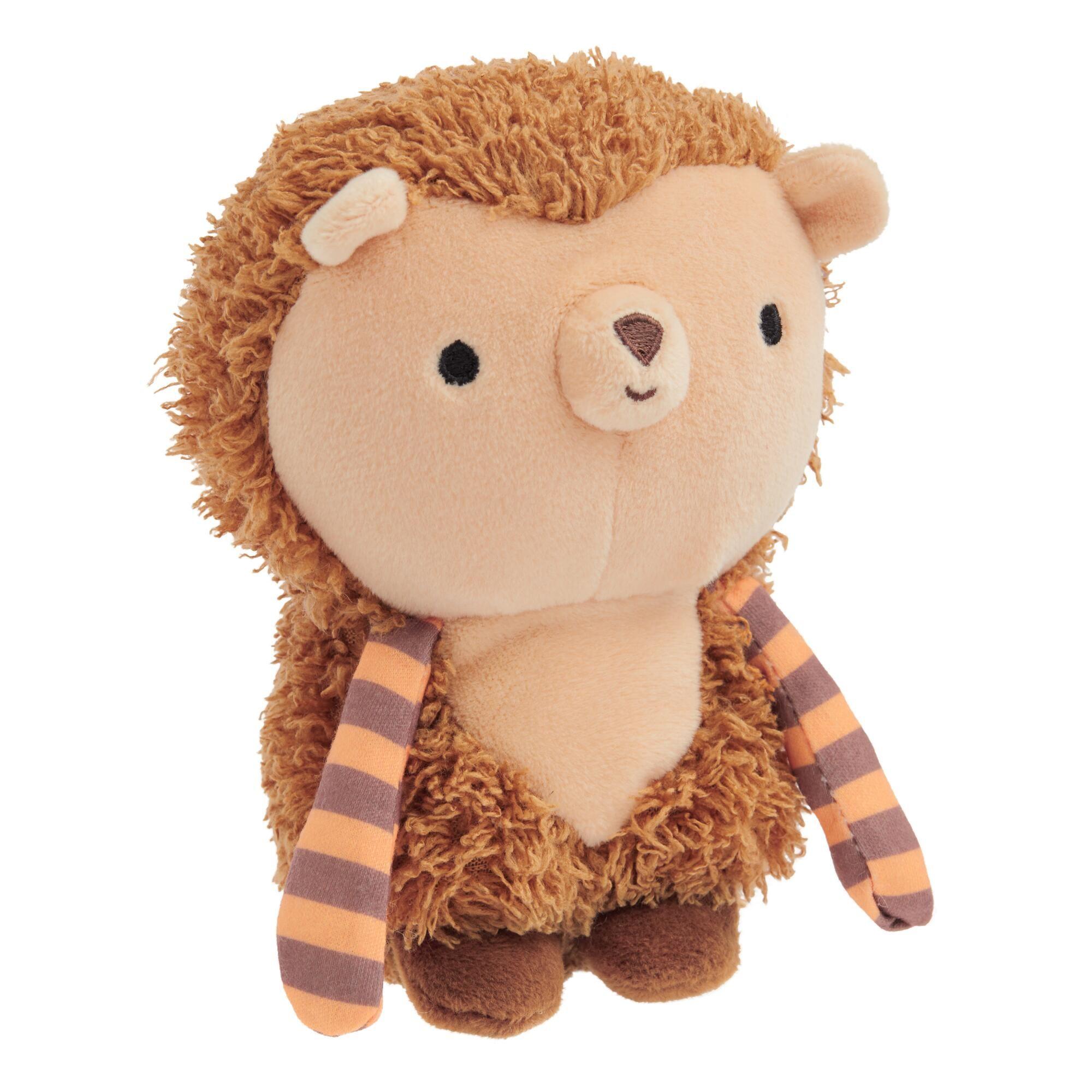 World Market Critters Mini Stuffed Plush Hedgehog By World Market Plush Stuffed Animals Kids Plush Toys Plush [ 2000 x 2000 Pixel ]