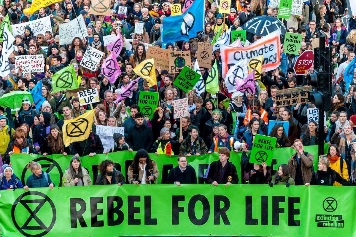 Blessed Unrest Join Us Regeneration Rising Extinction Rebellion Logo Design Love