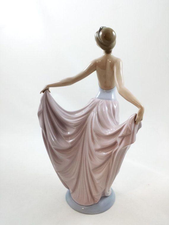Vintage LLADRO Dancer LARGE Lladro Daisa 1979 Lladro