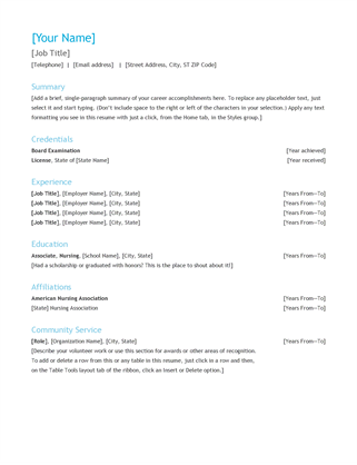 Search Results  Office Templates  Resumes