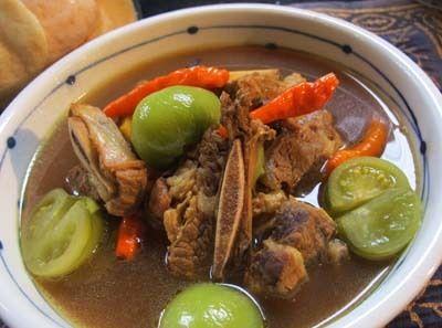 Iga Asam Pedas Ala Indonesia Culinary Detikfood Resep Daging Makanan Resep